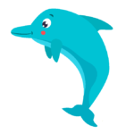Delfinki – 5 latki