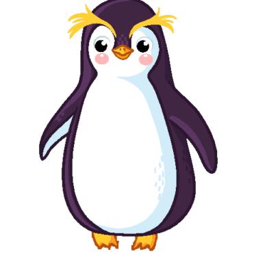 Pingwinki – 4 latki