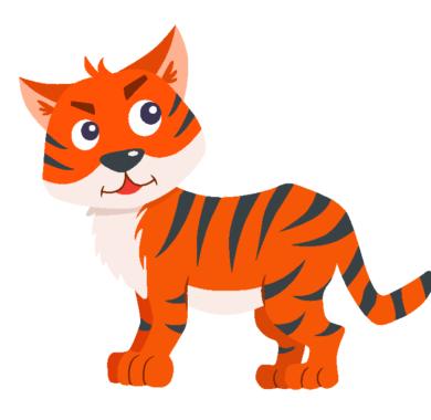 Tygryski – 5 latki