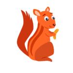 wiewiórki – 6 latki